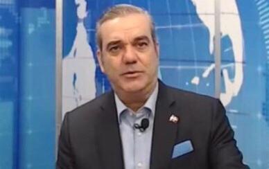 Líder opositor Luis Abinader hablará al país este miércoles a las 8:00 de la noche