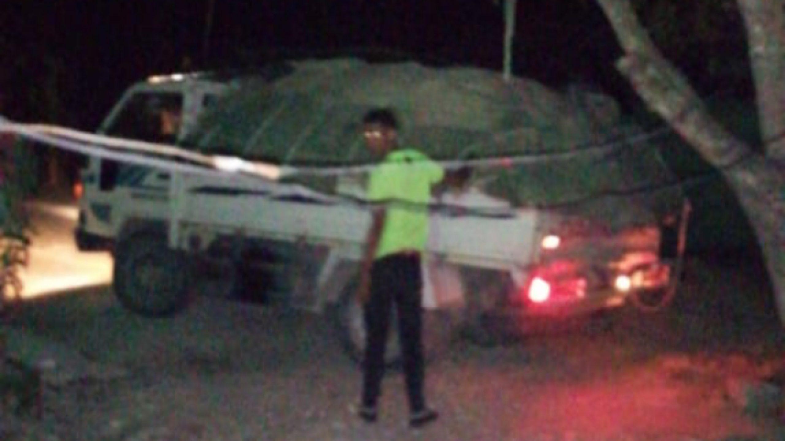 VÍDEO| PRM en Elías Piña retiene camión del gobierno, repartía utensilios violando ley electoral vigente